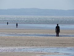 Another Place -Antony Gormley (puffin11uk) Tags: puffin11uk crosby beach anotherplace anthonygormley