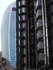 City of London (earleyleah) Tags: limestreet lloydsoflondon cityoflondon walkietalkiebuilding
