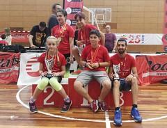 Patinatge en línia | 11 podis en els Campionats de Catalunya de Freestyle