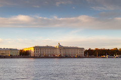 Academy Of Arts (VladimirTro) Tags: building architecture saintpetersburg russia canon neva sky cluod россия санктпетербург outdoor europe 500d cityscape waterscape sunny eos dslr photo photography 50mm