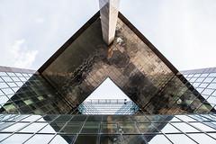 No1. London Bridge (Explore late entry 06/05/17 #23) (andyrousephotography) Tags: london no1 londonbridge architecture building symmetry overhang cantilever highkey image panels bronze andyrouse canon eos 5d mkiii