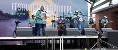 2017 Jeffery Broussard & Creole Cowboys, Fest International, Lafayette, Apr 30-7184 (cajunzydecophotos) Tags: jefferybroussardandthecreolecowboys festivalinternational festivalinternationaldelouisiane lafayette 2017