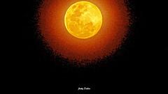 10th of April 2017 moon..... (Jinky Dabon) Tags: canonpowershotsx170is moonlight moon lunar earthsnaturalsatellite sky