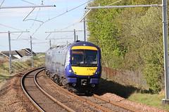 170470 passes Croy (trainferrystuff) Tags: trains railway scotland scotrail 1r38 class 170 170470 croy