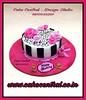 Romance & Love themed Cake  #love #romance #cake # #personalised #customised  #delhi #fondant #themed #delhi #newdelhi #cakecentral #gurgaon #noida #onlineorder #valentine #designercake #delhi #fondant #themed # (Cake Central-Design Studio) Tags: firstbrthday designercake delhi fondant themed kidscake