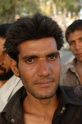 BEFORE - Traumatised - Bam, Iran