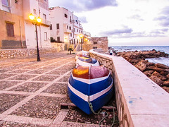 Ready for the Night (Francesco Impellizzeri) Tags: trapani sicilia boats landscape
