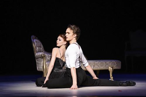 Ballet Essentials: <em>The Vertiginous Thrill of Exactitude</em> / <em>Tarantella</em> / <em>Strapless</em> / <em>Symphonic Dances</em>