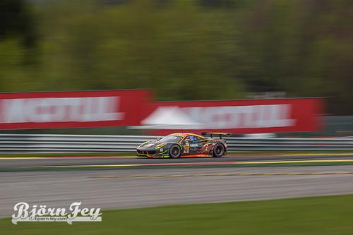 6h WEC Spa 2017 - GTE Class