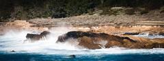 South Shore of Point Lobos (1) (CDay DaytimeStudios w/1,000,000 views) Tags: californiasateparks carmelca coastline landscape montereyca ocean on pacificcoast pointlobos rocks seascape sky water