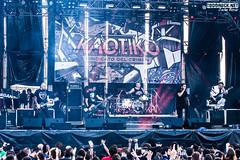 Kaotiko @ Rivas Rock 2017
