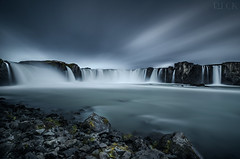 Goðafoss (Russell Eck) Tags: goðafoss godafoss iceland travel photography russell eck project odyssey water river waterfall nature landscape long exposure longexposure neutral density filter polarizer