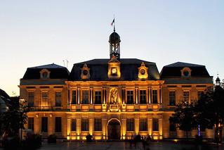 L'Hôtel de Ville de Troyes