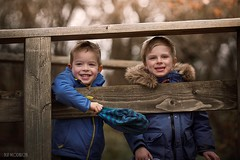 Boys will be boys! (Aga Wlodarczak) Tags: natural light naturallight child children boy boys canoneos6d 135mmf2 135mm outdoor childhood earthytones