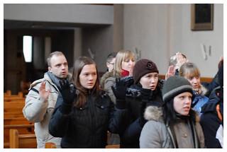 23.12.2007 - Ewangelizacja uliczna - Katowice