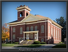 Abingdon Congregational Church (Douglas Coulter) Tags: abingdonillinois abingdoncongregationalchurch congregationalchurch