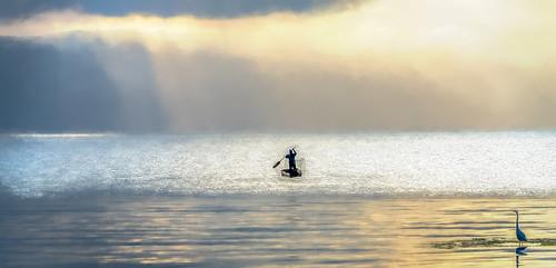 2 fishing on Lake Atitlán