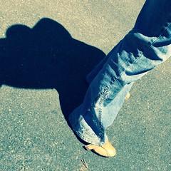 5... (MacroMarcie) Tags: rhinestones jeans square project365 365 selfie self