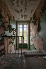 window of decay (Paul J Photography) Tags: urbex