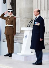 "New Memorial honouring the 64 Freemasons awarded the Victoria Cross during WW1 unveiled by HRH The Duke of Kent at FreemasonsÔÇÖ Hall (14) - Photo credit Chris Allerton - UGLE • <a style=""font-size:0.8em;"" href=""http://www.flickr.com/photos/60049943@N02/33461435534/"" target=""_blank"">View on Flickr</a>"