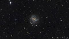 M8 o Nebulosa La Laguna (ACHAYA - Astrofotografías) Tags: m8 nebulosa la laguna achaya observatorio pochoco