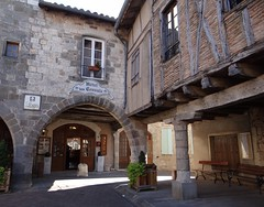 DSC08145 (markgeneva) Tags: tarn france occitanie castelnaudemontmiral village lesplusbeauxvillagesdefrance bastide