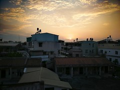 My roof (Fuinlife) Tags: sunset cool roof summer spring