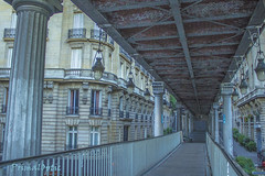Trocadero walkway (PrimalOptic) Tags: trocadéro paris seine france french francais train parisien primaloptic dusk bricks 2016 romantic amour
