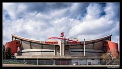 """Saddledome • <a style=""""font-size:0.8em;"""" href=""""http://www.flickr.com/photos/19658346@N02/33520838933/"""" target=""""_blank"""">View on Flickr</a>"""