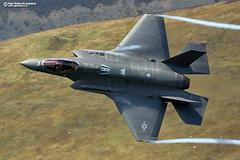 Lockheed Martin F-35A Lightning II 'Explore' #18 05-05-2017 (Nigel Blake, 14 MILLION...Yay! Many thanks!) Tags: lockheed martin f35a lightning ii corris wales low fly flying area military training nigelblakephotography nigelblake