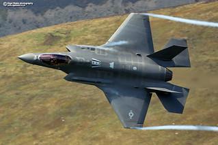 Lockheed Martin F-35A Lightning II 'Explore' #18 05-05-2017