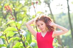 Lili0038 (Mike (JPG直出~ 這就是我的忍道XD)) Tags: lili 台灣大學 d300 model beauty 外拍 portrait 2014