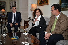 Mara Tekach en Montevideo (U.S. Embassy Montevideo) Tags: kellykeiderling alianzacultural alianza emprendedurismo emprendedores educación intercambio mara tekach wha