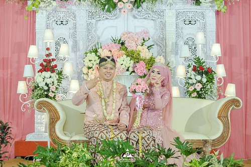 Masih Foto Wedding Dg Baju Pengantin Jawa Muslim Muslimah
