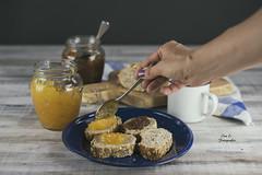 Mermeladas (Ivannia E) Tags: mermelada confiture pan breakfast desayuno bread coffeetime foodphotography alimentos