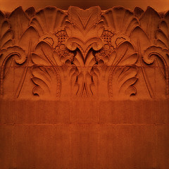 carved in stone fx (msdonnalee) Tags: minimalism minimalismo minimalisme minimalismus digitalfx colorfx stonecarving architecturaldetail monochromatic