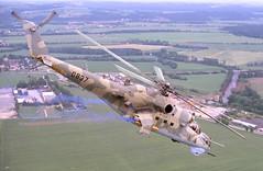 CAF Mil Mi-24V 0837 (Vzlet) Tags: caf mil mi24v 0837 m24 hind hinde lkcb helicopter letectvo