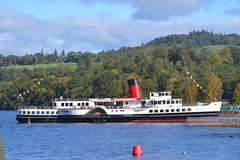 Maid of the Loch (Gerry Rudman) Tags: maid loch balloch lomond