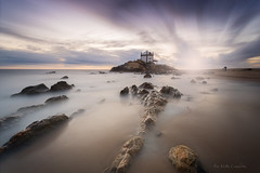 O senhor da pedra (PITUSA 2) Tags: portugal osenhordapedra atlántico atardecer elsabustomagdalena pitusa2 oceanobravo naturaleza