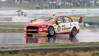 V8 Supercars ~ Winton Podium