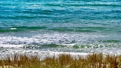 Atlantic Ocean (freddylyon69) Tags: holiday colors waves sand dunes nature blue mimizan atlantic ocean