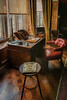 The Writing Desk (Sh4un65_Artistry) Tags: artwork buildings digitalart digitalpainting furniture interiors landscape manorhouses nationaltrust painteffect paintedphoto painterly places stilllife textured topaz topazimpression topaztextureeffects windowsanddoorsetc lanhydrock house