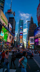 Times square (DaniPG) Tags: new york nuevayork timessquare city colors