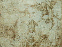 BRUEGEL Pieter I (Attribué) - Damnés tourmentés par des Diables et des Animaux Fantastiques (drawing, dessin, disegno-Louvre INV19185) - Detail 28 (L'art au présent) Tags: art painter peintre details détail détails detalles drawing drawings dessin dessins dessins16e 16thcenturydrawings dessinhollandais dutchdrawings peintreshollandais dutchpainters louvre paris france peterbrueghell'ancien peter brueghel l'ancien man men femme woman women kids kid children child jeunegarcon youngboy jeune young garçon devil diable hell enfer jugementdernier lastjudgement monstres monster monsters fabulousanimal fabulousanimals fantastique fabulous nakedwoman nakedwomen femmenue nufeminin nudefemale nue bare naked nakedman nakedmen hommenu numasculin nudemale nu chauvesouris bat bats dragon dragons halloween