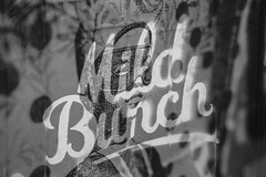mild bunch (Daz Smith) Tags: dazsmith fujixt20 fuji xt20 andwhite bath city streetphotography candid citylife thecity urban streets uk monochrome blancoynegro blackandwhite mono graffiti montage bristol stokescroft