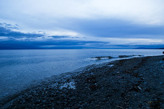 (frewmanchu) Tags: gibsons sunshinecoast britishcolumbia beach sunset clouds ocean