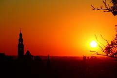 Good night (werner boehm *) Tags: wernerboehm sunset sonnenuntergang salzburg österreich