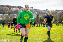 2017:03:25 13:01:29 (serenbangor) Tags: 2017 aberystwyth aberystwythuniversity bangoruniversity seren studentsunion undebbangor varsity rugby rugbyunion sport womens