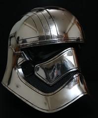 Phasma (Dean Hartmann) Tags: starwars anovos helmet prop props movie rogue one
