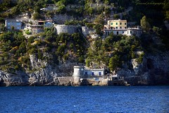 Welcome to the Amalfi Coast, Italy (jackfre 2) Tags: italy amalficoast landscapes seascapes beauty bluesea mountains hills villages cities